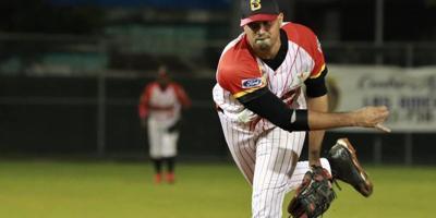 Fernando Cabrera - pitcher - Cayey - noviembre 9 2018