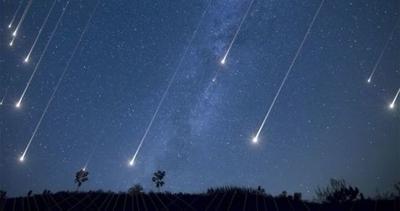 Lluvia de meteoros - mayo 3 2019
