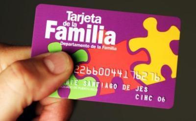 PAN - tarjeta - Familia - enero 8 2019