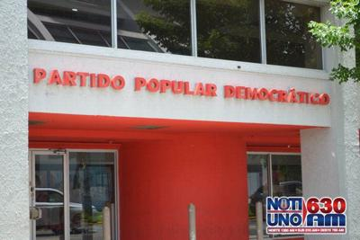 PPD - sede - Puerta de Tierra - San Juan - Foto NotiUno - marzo 5 2019