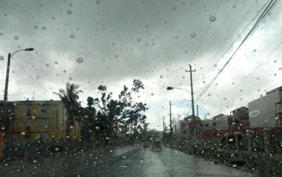 Lluvia San Juan