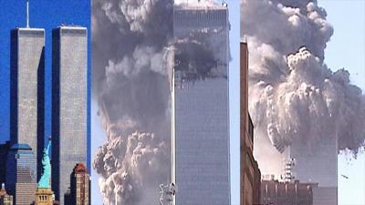 Nueva York - septiembre 11 2001 - Captura de pantalla