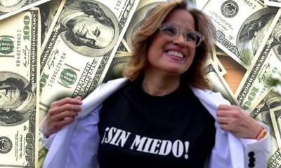 Carmen Yulin Cruz - liquidacion - dinero - montaje - enero 5 2021
