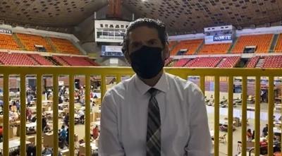 Francisco Rosado Colomer - Presidente Comision Estatal de Elecciones - Foto captura de pantalla - noviembre 19 2020