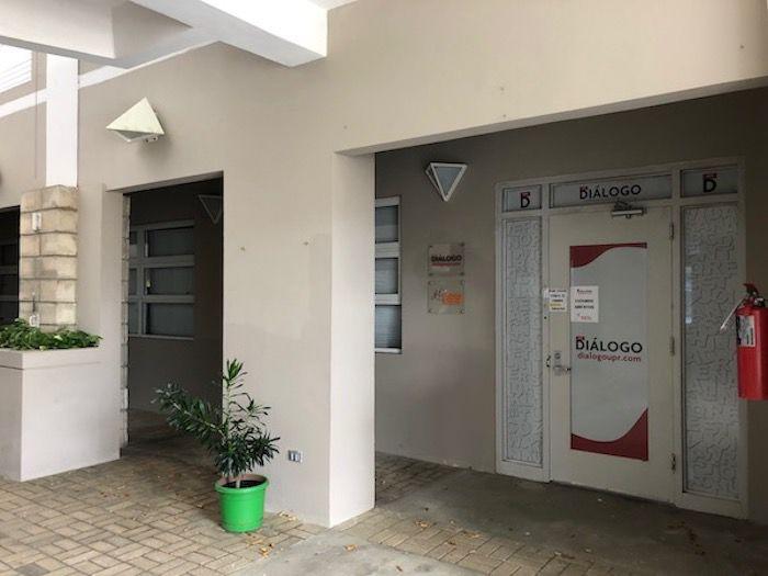 Dialogo oficinas