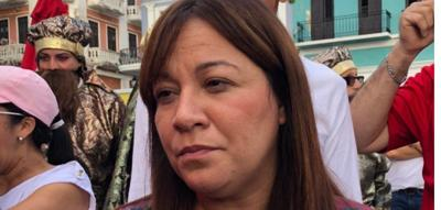 Carmen Maldonado - alcaldesa PPD Morovis - diciembre 6 2018
