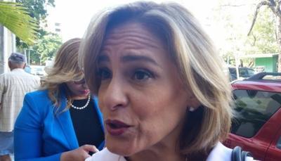 Zoe Laboy - senadora - junio 13 2019