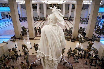 Guardia Nacional de Estados Unidos - Washington