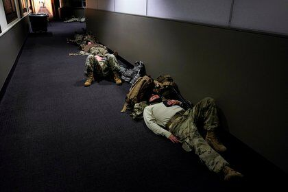 Guardia Nacional - Washington