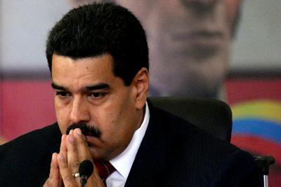 Nicolas Maduro - enero 21 2019