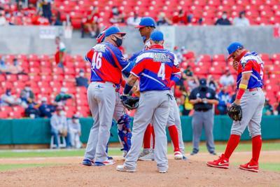 Criollos de Caguas - Serie del Caribe - Mexico - Foto suministrada - febrero 1 2021