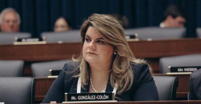 Jenniffer Gonzalez - comisionada residente en Washington - Foto suministrada 9 - octubre 16 2019