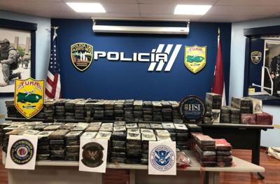 FURA - kilos de cocaina - Foto suministrada - julio 11 2019