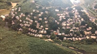 Mameyes - comunidad en Ponce - Foto via Facebook - octubre 7 2020