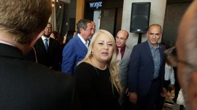 Wanda Vazquez - gobernadora - Foto NotiUno - febrero 12 2020