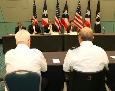 Mesa de Diálogo de los Veteranos.