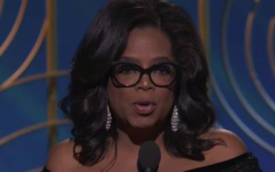 VÍDEO: Seguidores de Oprah Winfrey le piden se postule para la presidencia de EEUU