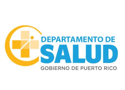 Departamento de Salud - logo - marzo 16 2020