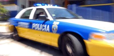Patrulla - Policia - marzo 1 2019