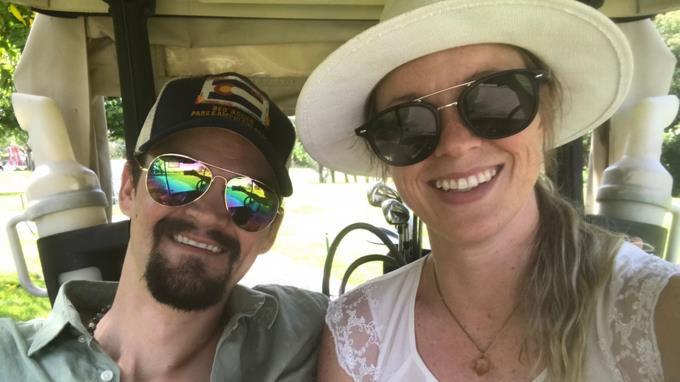 Kaylynn Knull y Tom Schwander intoxicados en hotel RD 6-6-19 Listin Diario