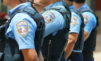 Policia - agentes - 1 de mayo 2019