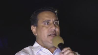 Joe Roman - alcalde San Lorenzo - marzo 26 2019