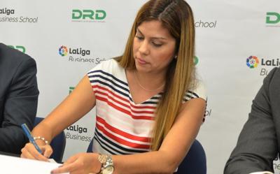 Adriana Sanchez Pares - secretaria de Recreacion y Deportes - Foto suministrada - agosto 22 2019