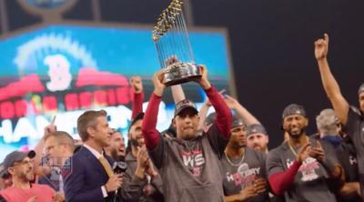 Alex Cora - Boston - Foto captura MLB - febrero 12 2019