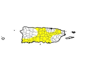 Sequía se expande dramáticamente en una semana