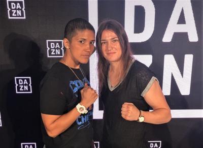 Cindy Serrano retará a la campeona mundial AMB y FIB Katie Taylor enChicago