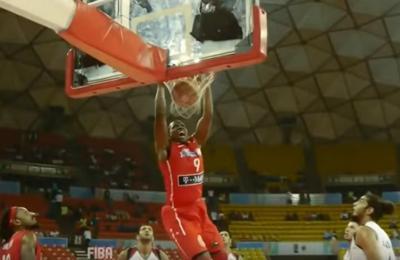 Alexander Franklin - jugador baloncesto Puerto Rico - febrero 20 2019