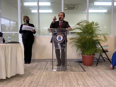 """José """"Guillito"""" Rodríguez Rodriguez- Conferencia de Prensa"""