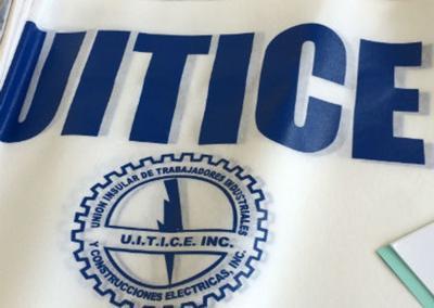 UITICE - logo - sindicato - junio 14 2021