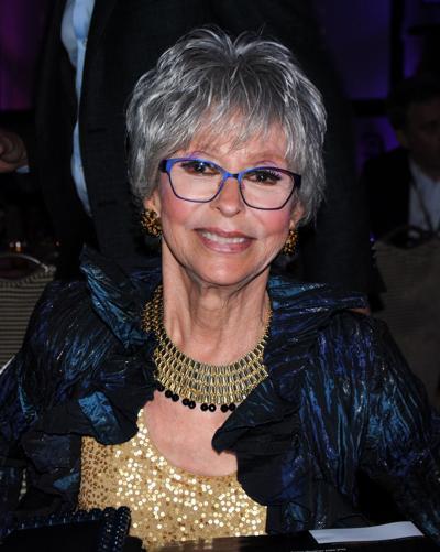 Rita Moreno aboga por hispanos en Hollywood