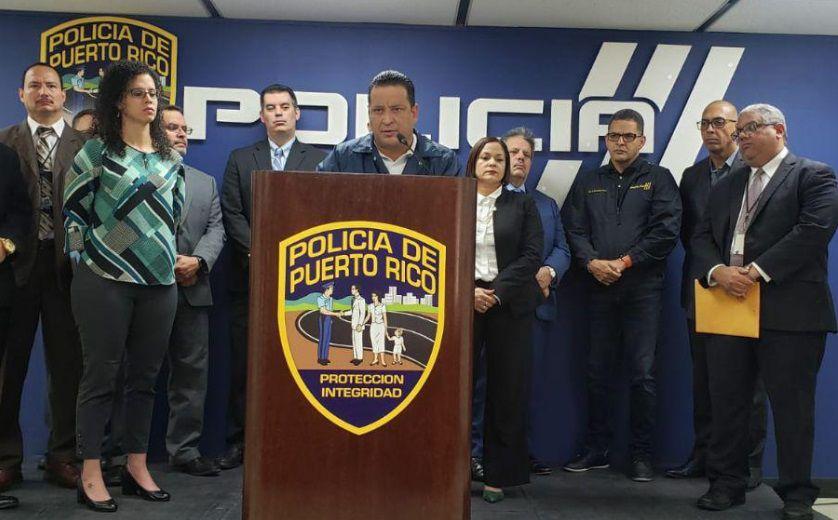 Policia y Justicia informan sobre varias radicaciones por asesinatos - Foto suministrada - diciembre 14 2018