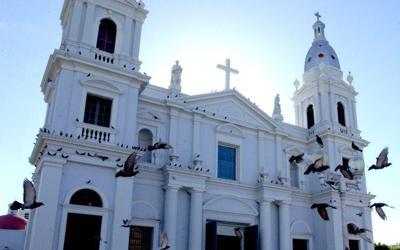 Catedral de Ponce - Foto via La Perla del Sur - febrero 12 2020
