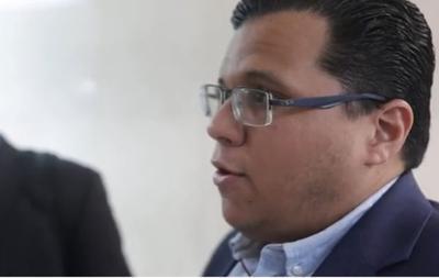 Alfonso Orona - Captura de pantalla - julio 9 2019