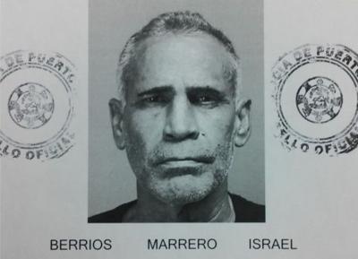 Policia - Cataño - acusado de balear a expareja - Foto suministrada - diciembre 6 2018