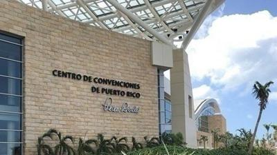 Centro de Convenciones de Puerto Rico Pedro Rossello - abril 1 2020