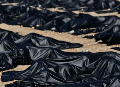 Pentagono - body bags - abril 2 2020