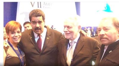 PIP - Ruben Berrios - Maria de Lourdes Santiago - Nicolas Maduro - Daniel Ortega - julio 8 2021