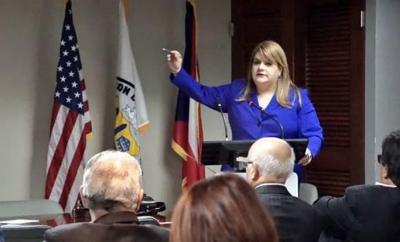Jenniffer Gonzalez - comisionada residente en Washington - enero 11 2019