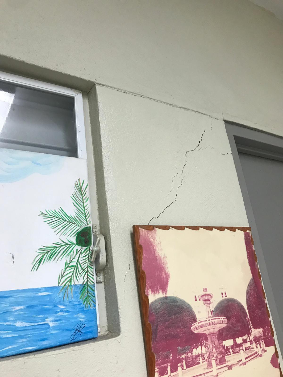 Escuela temblor