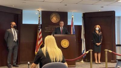 Stephen Muldrow - Jefe de Fiscalia federal en Puerto Rico - Foto via Cybernews - agosto 17 2020