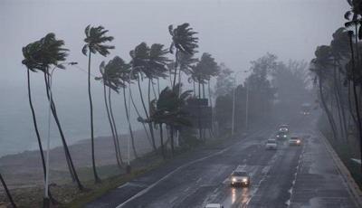 Resultado de imagen para puerto rico lluvia y vientos