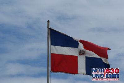 Bandera Republica Dominicana - Foto NotiUno - junio 12 2019