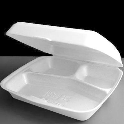 Cámara busca prohibir el uso de envases de 'foam' en establecimientos de comida