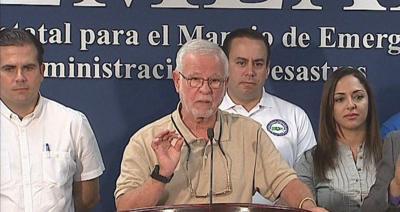 VIDEO: Héctor Pesquera…¿renunciaría a su puesto?