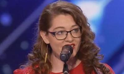 VIDEO: Cantante sorda deja a todos con la boca abierta con su talento
