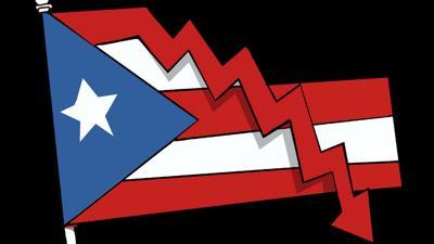 Puerto Rico - bandera - quiebra fiscal - economia - mayo 13 2019